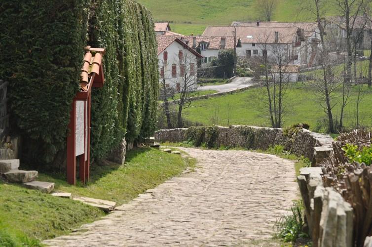 Galtzada (voie médiévale)
