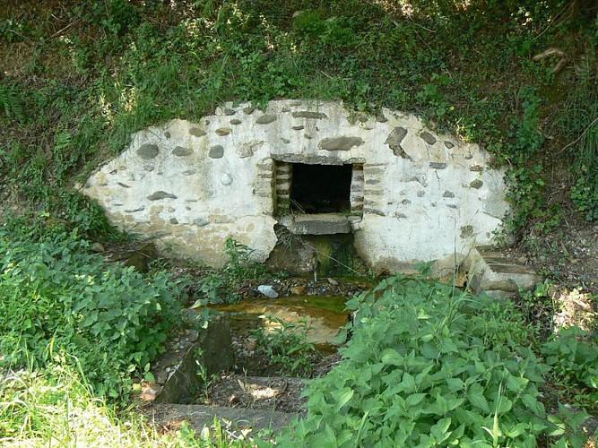 Fontaine du Paradis