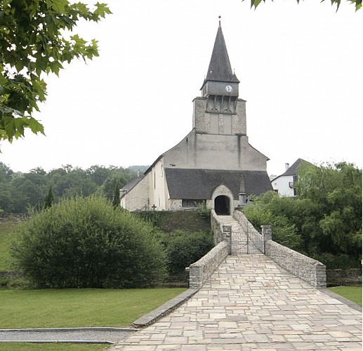 Eglise d'Ordiarp