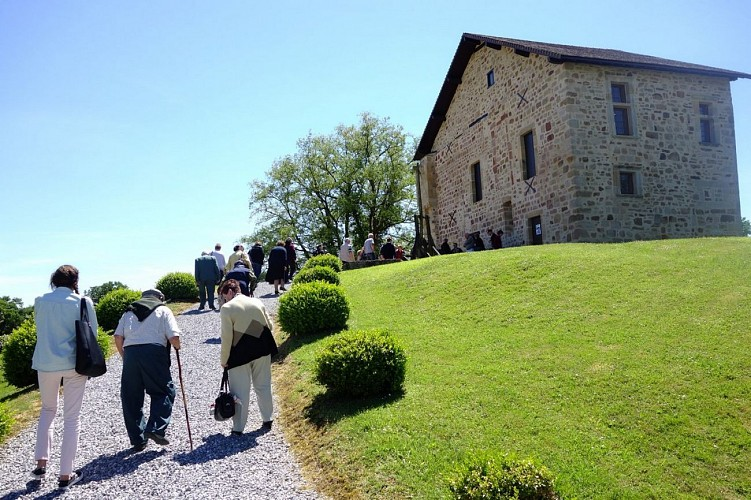 Château de Camou