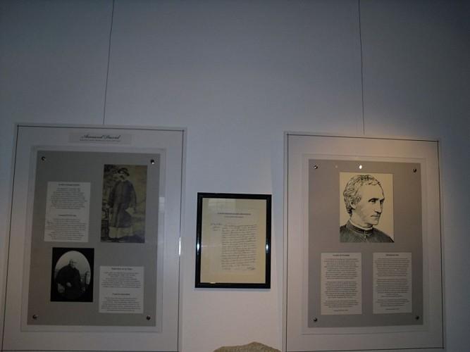 Exposition Armand David