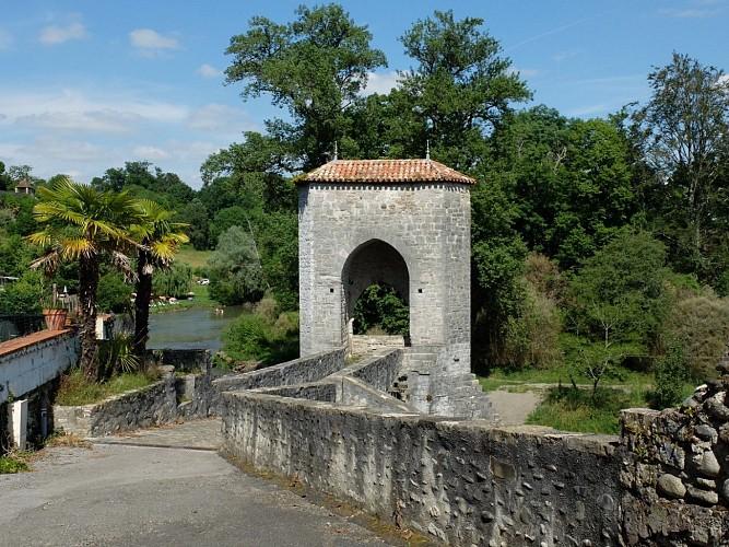 Visite audioguidée de la Cité Médiévale de Sauveterre-de-Béarn