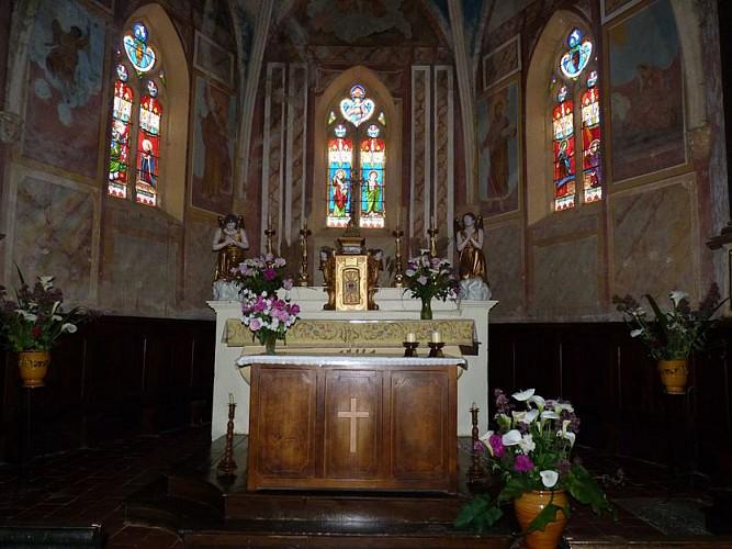 Église Assomption-de-la-Bienheureuse-Vierge-Marie