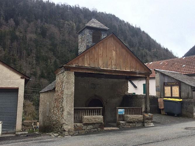 Chapelle de Gabas