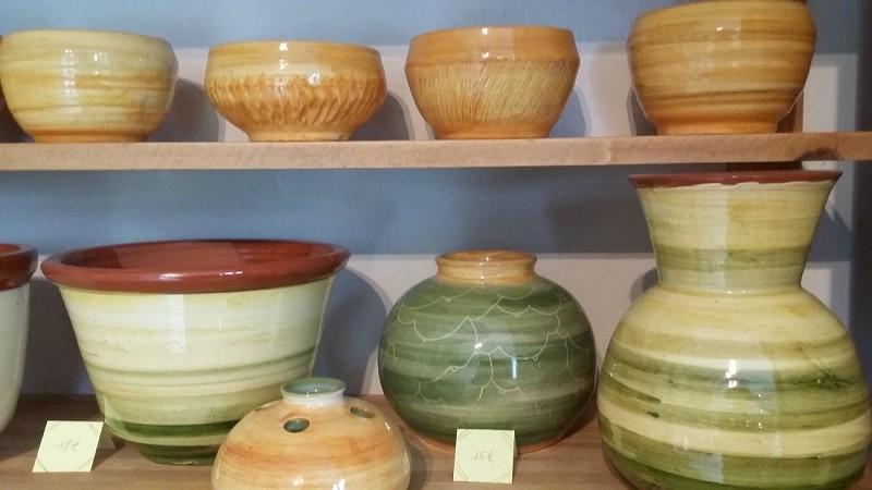 Atelier de poterie d'Elhordoi