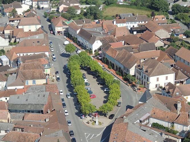 Bastide d'Arzacq