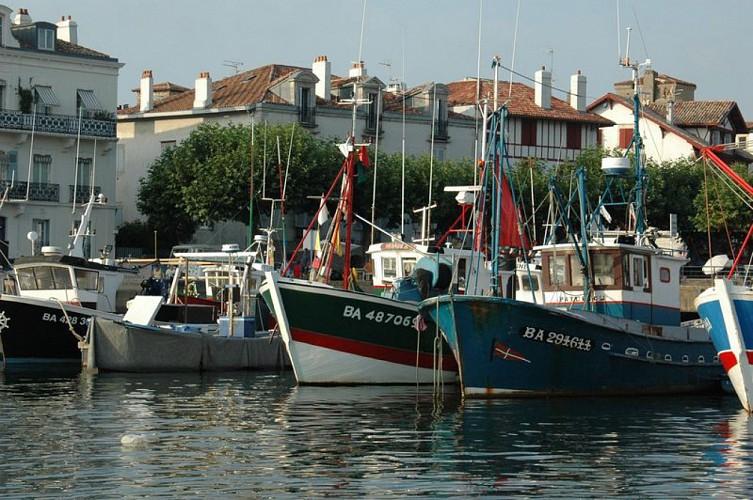 Le Port de Saint Jean de Luz