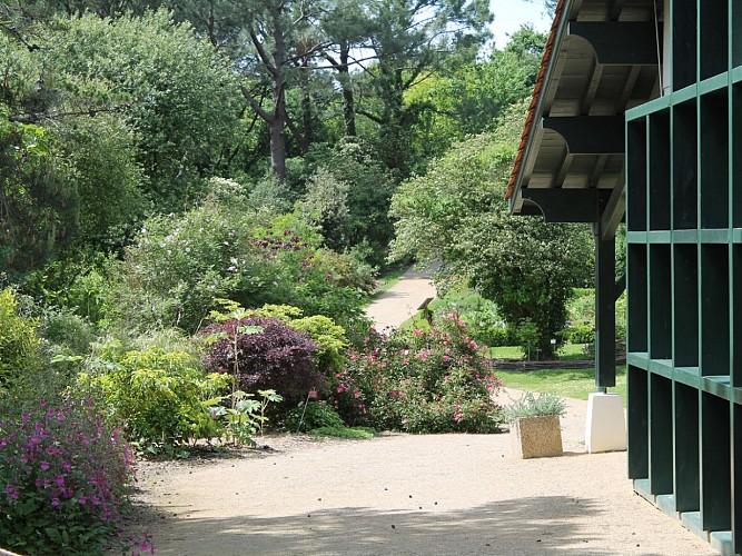 Jardin Botanique littoral Paul Jovet