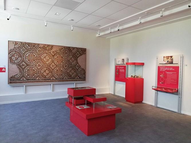 Musée gallo-romain de Claracq