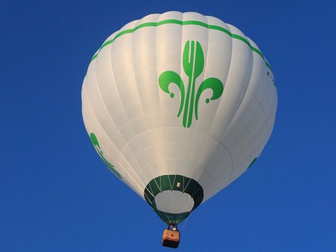 Bessin hot-air ballooning