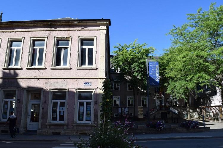 L'ancien Hôtel du Nord (Maison du Tourisme)