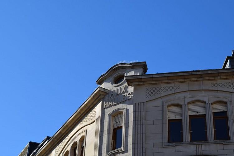 """Immeuble """"Aux Halles"""""""