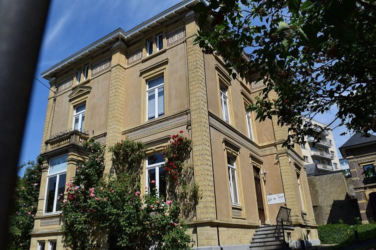 Optionnel : La Maison Van de Wyngaert (1874)