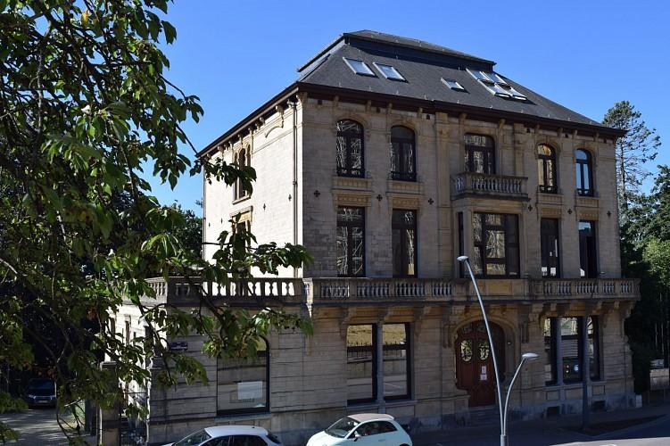 Maison Hubert (ou Massonnet)