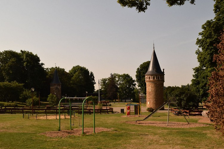 Tours du Parc Mathelin