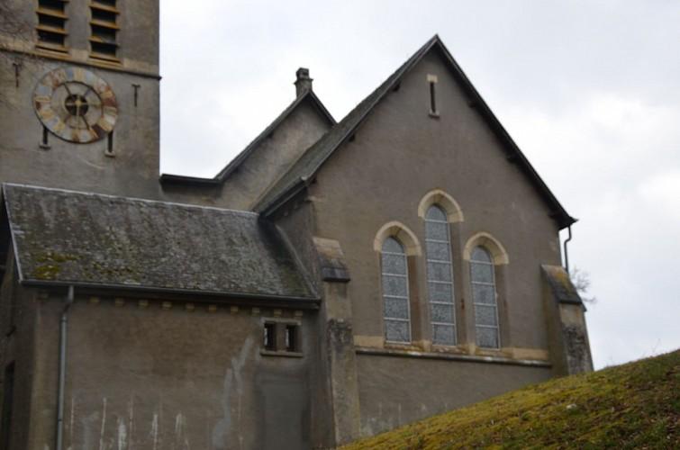 Nouvelle église Saint-Etienne