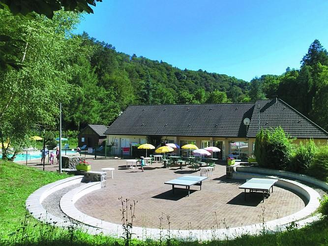 """VVF """" Les lacs du Cantal"""""""