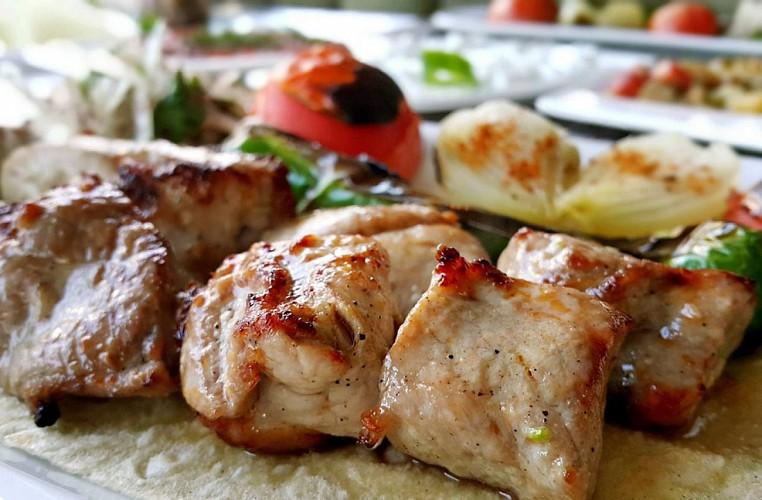 Matine Kebab