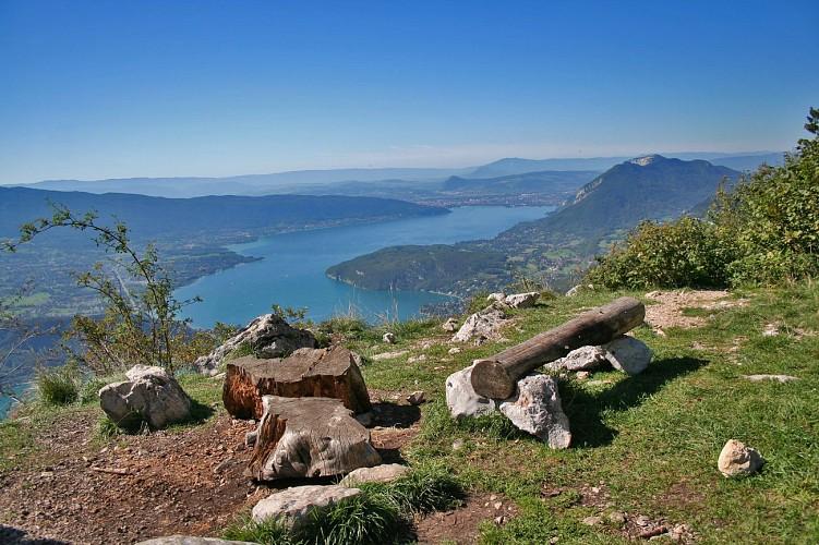 Belvédère de Montmin - Col de la Forclaz