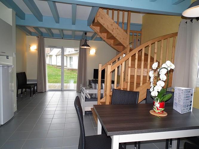 Résidence les cottages du Saleys