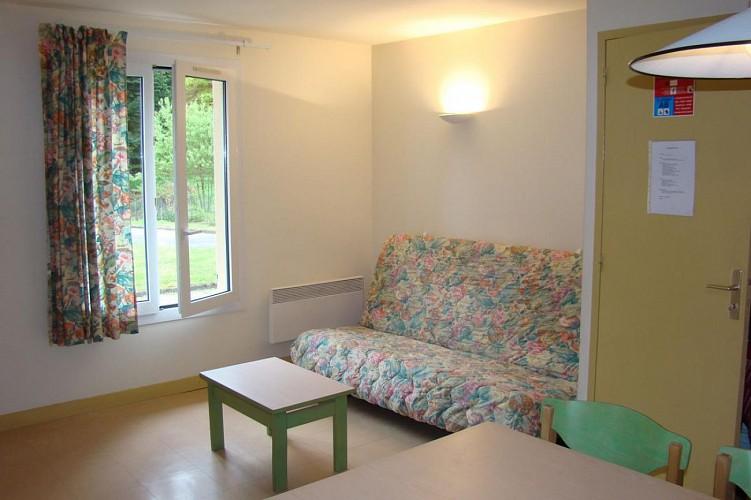 875534. 2-4 Personen 1 Schlafzimmer: Klassifizierung beantragt. Beaumont-du-Lac