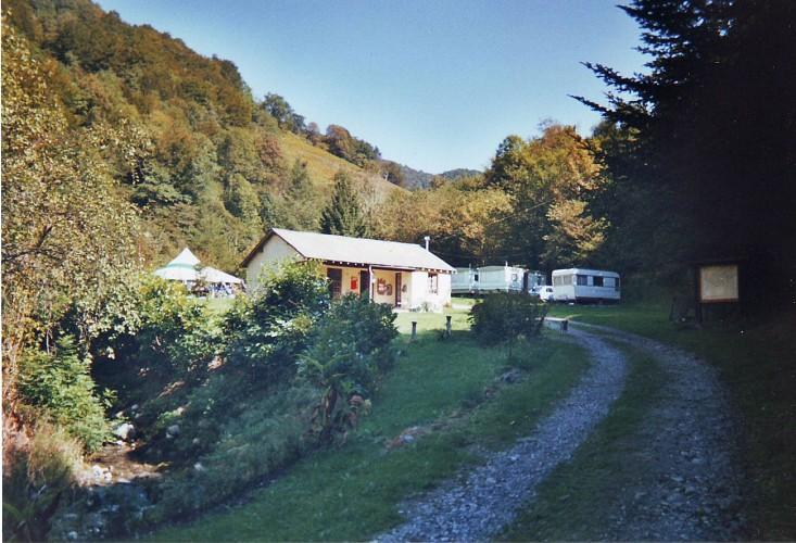 Camping Le Moulin de Barescou