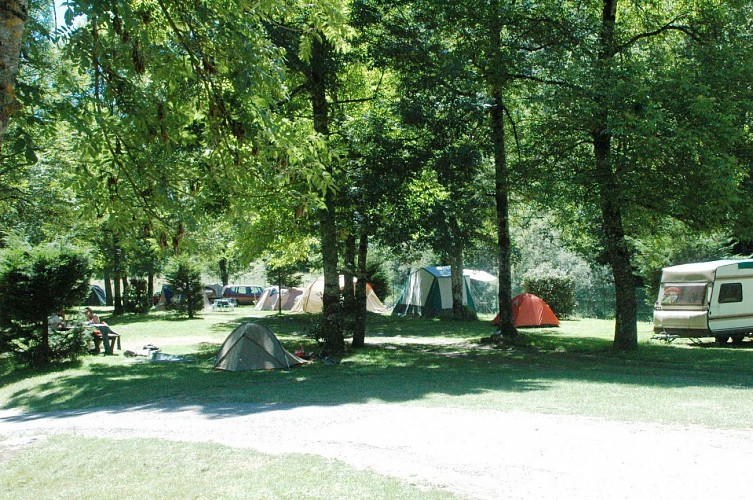 Camping Le Gave d'Aspe