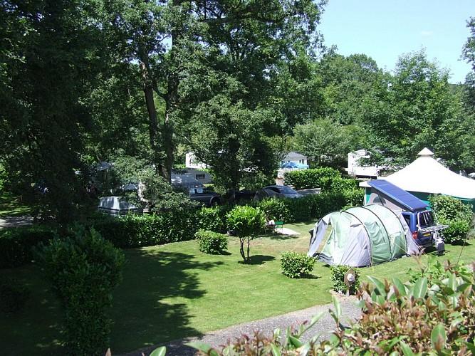 Camping Barétous-Pyrénées