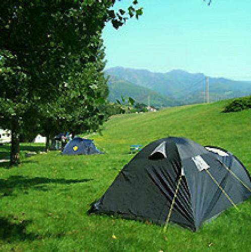 Aire Naturelle de Camping Mendikoa