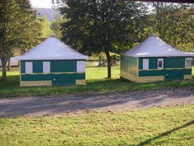 Camping Aintzira