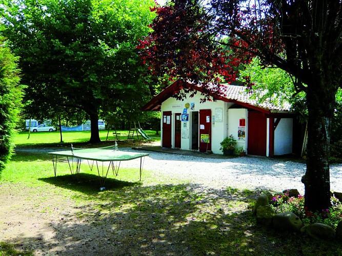 Camping Goyenetche