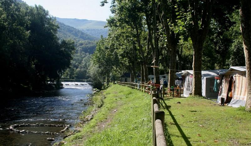 Camping Municipal de la Vallée d'Ossau