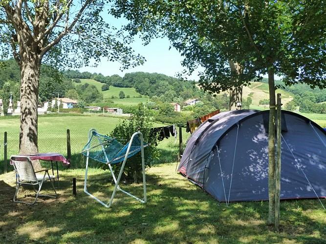 Camping Goyetchea