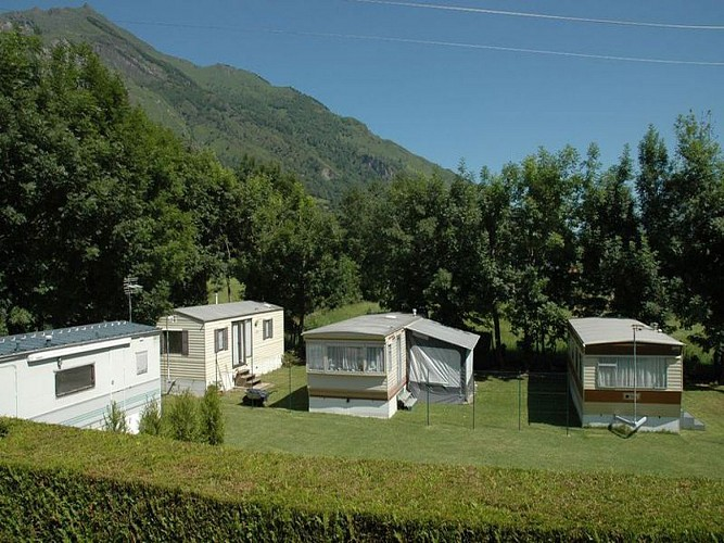 Camping Le Gourzy