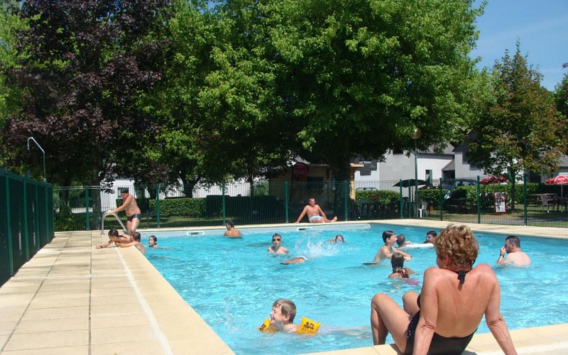 Camping Le Saillet