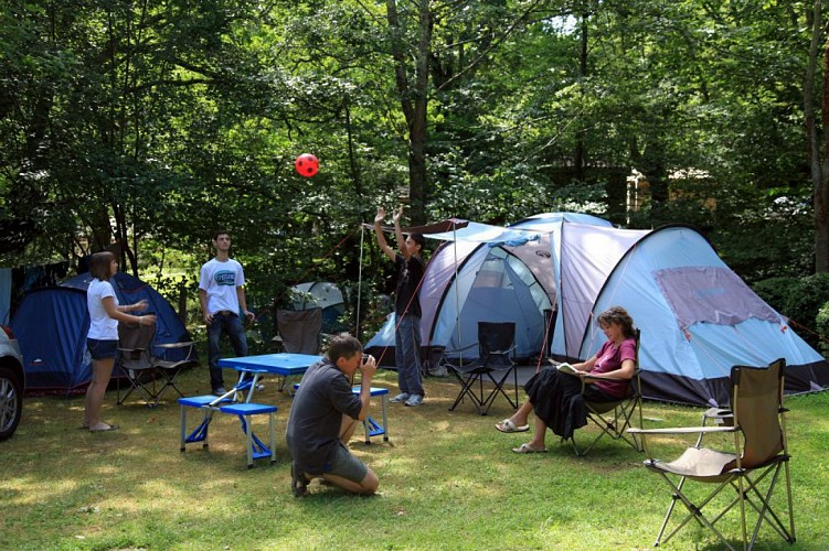 Camping Sunêlia Col d'Ibardin