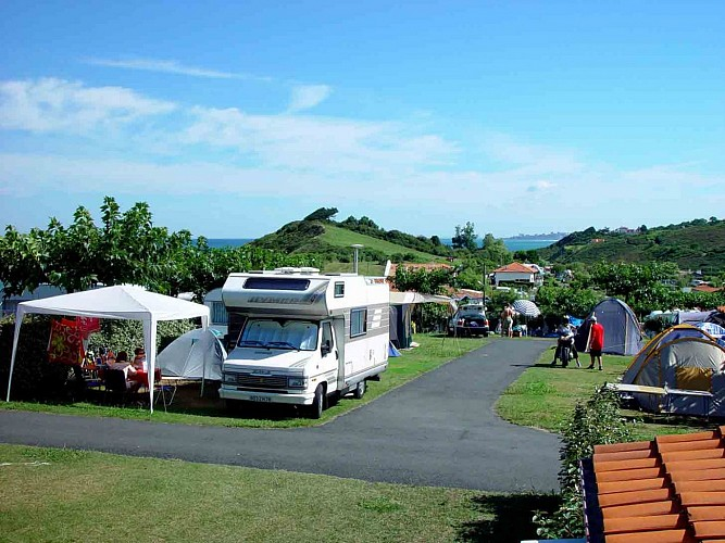 Camping Plage Soubelet