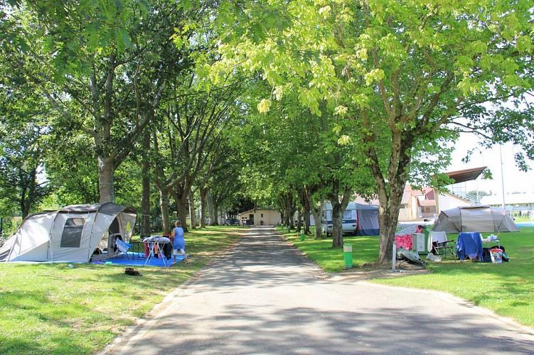 Camping de Monein