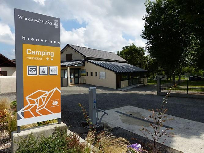 Camping Municipal de Morlaàs