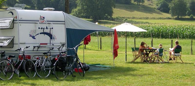 Aire Naturelle de Camping Carrique