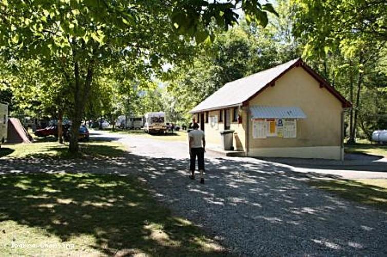 Camping Ibarra