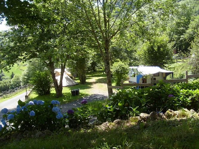 Camping Ixtila