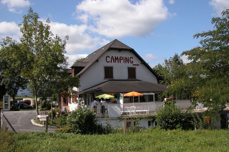 Camping Uhaitza Le Saison