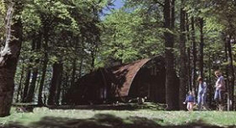 Campings Aire Naturelle De Camping D Iraty Larrau