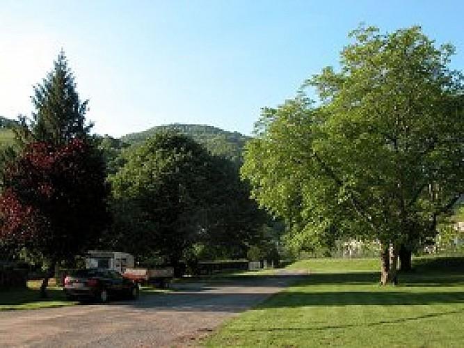 Aire Naturelle de Camping de l'Hôtel des Touristes