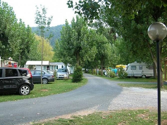 Camping de la Truite