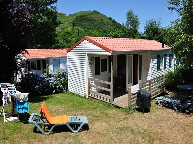 Camping Narbaitz / Eco-gîtes / Eco-cabanes