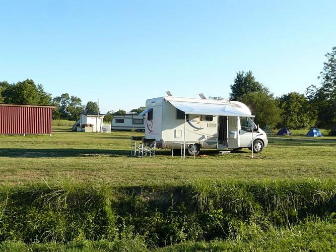 Camping du Moulin de Bellegarde