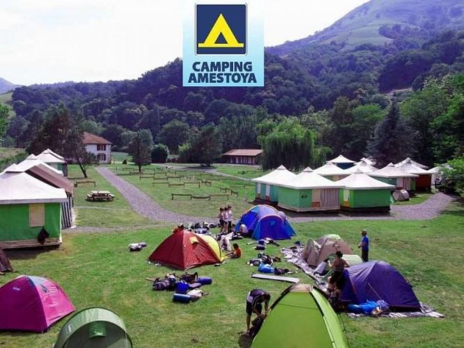 Camping Amestoya