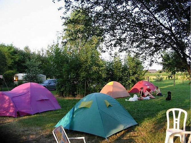 EARL Lo Casau - Camping Poublan